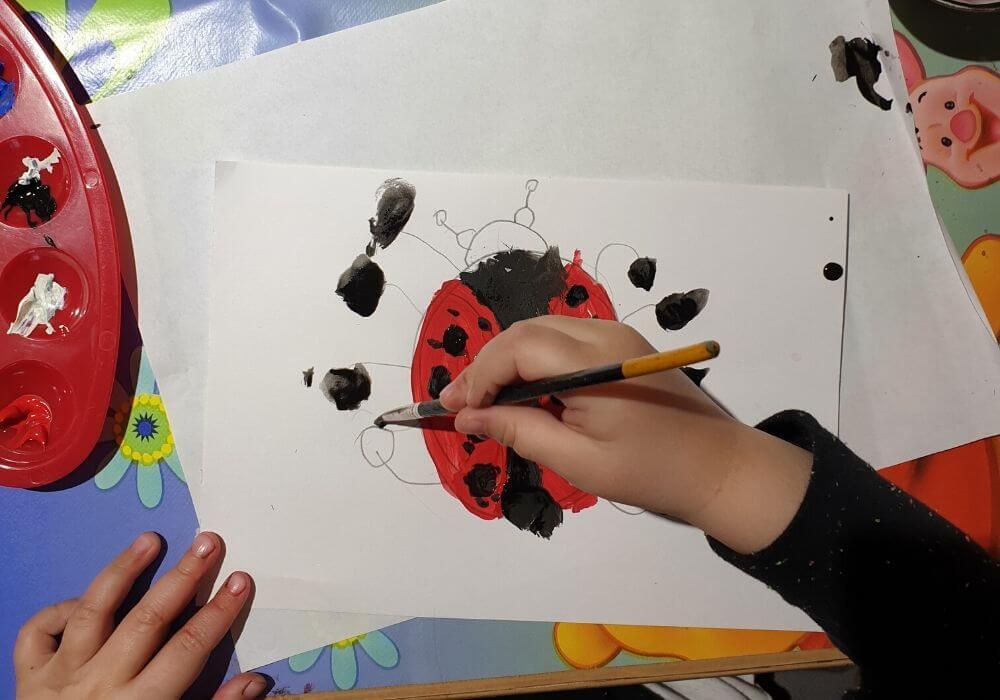 ideje za crtanje deca jednostavni geometrijski oblici zivotinje