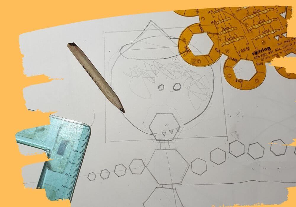 ucenje geometrijskih oblika i crtanje deca ucimo da crtamo